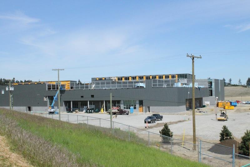 Royal Bay Progress - May, 2015